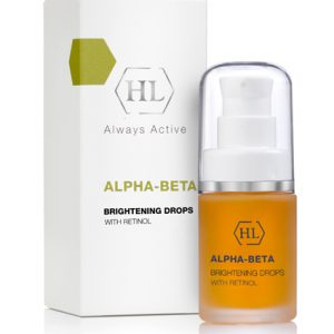 ALPHA-BETA WITH RETINOL BRIGHTENING DROPS