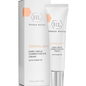 DERMALIGHT DARK CIRCLE CORRECTIVE EYE CREAM WITH MAKE-UP