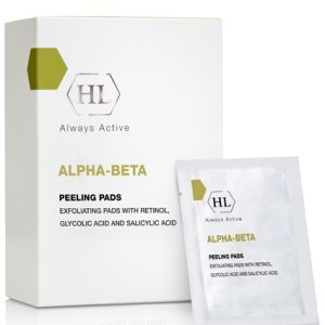 ALPHA-BETA WITH RETINOL PEELING PADS