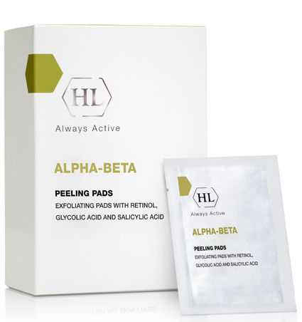ALPHA-BETA WITH RETINOL PEELING PADS